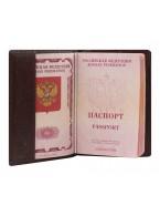 Обложка д/паспорта и прав Franchesco Mariscotti 0-217FMпр