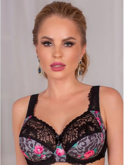 Бюстгальтер Lady Lux 296-80 Фламенко