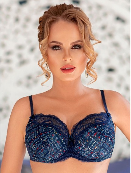 Бюстгальтер Lady Lux 426-26 Букле