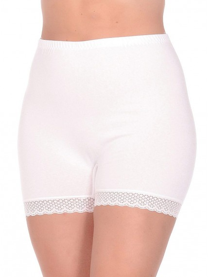 Панталоны хлопковые Новое Время T-013 Белый