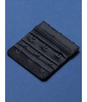 Удлинитель объёма бюстгальтера черный (3)