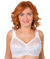 Бюстгальтер Valmira 1104 LIDA Белый с серым