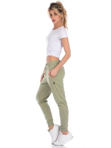 Спортивные брюки (PM 1700) фисташковый