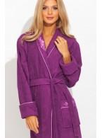 "Махровый халат PM ""LILY"" фиолетовый"