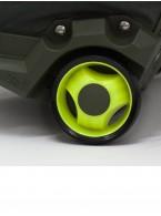 Сумка на колесах TsV 526.23т серый/лимон