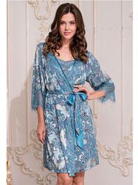 вискозный халат Mia-Amore Virginia 3273
