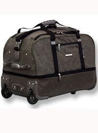 Большая дорожная сумка на колесах TsV